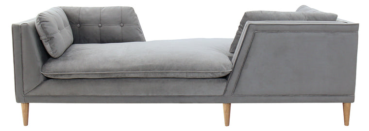 Hinkley Sofa Chaise 85""