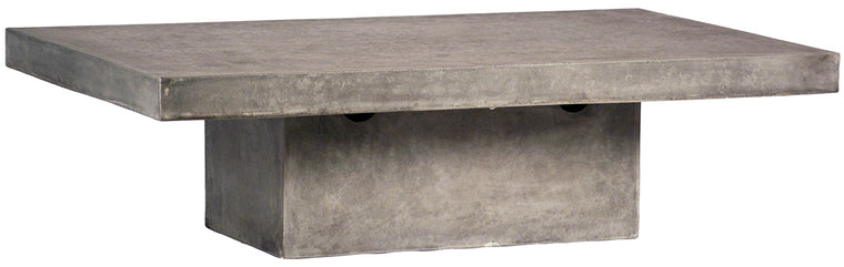 Chandler Coffee Table- Concrete