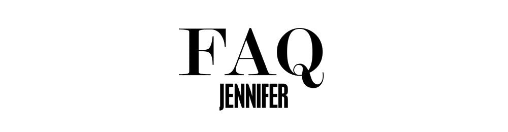 Jennifer FAQ
