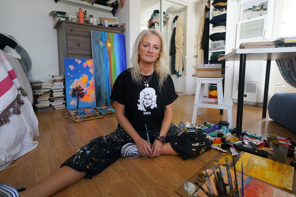 Meet the Illustrator Behind our Latest T-shirts, Tara Johnson