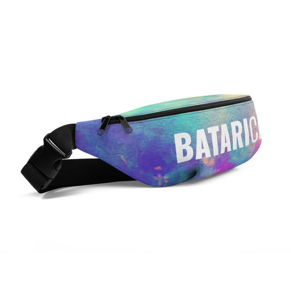 Watercolor Fanny Pack - BATARI