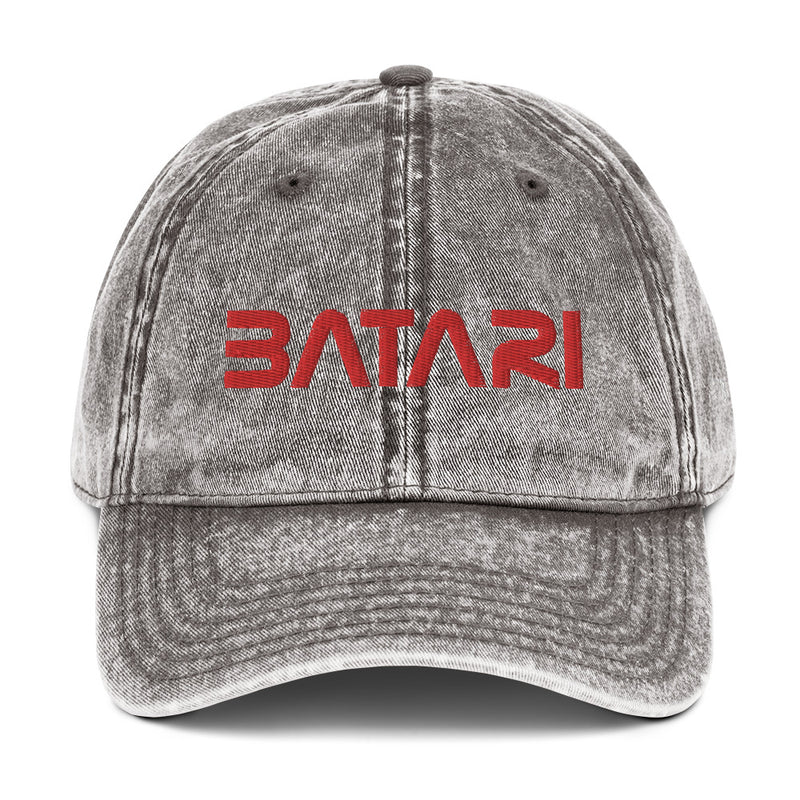 Space Travel Vintage Cap - BATARI
