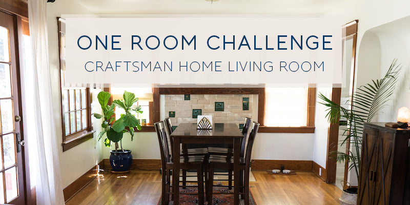 One Room Challenge: Week 1