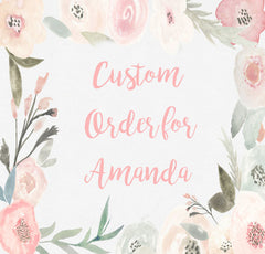 Custom Order Amanda Garibaldo - Heart And Hand