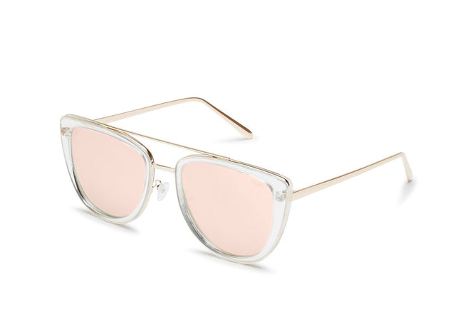 Quay Sunglasses - French Kiss - CLR