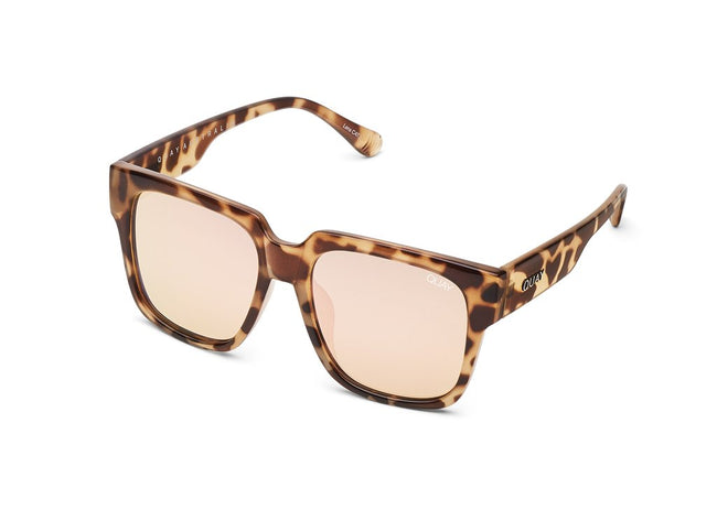 Quay Sunglasses - On the Prowl TORT/ROSE