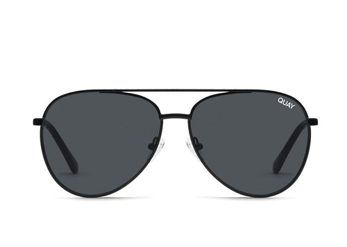 Quay Sunglasses - Starry Eyed Blk/Smk