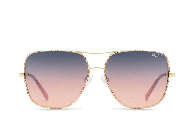 Quay Sunglasses - Stop Stare Twist