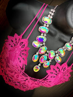 Swanky Statement Necklace