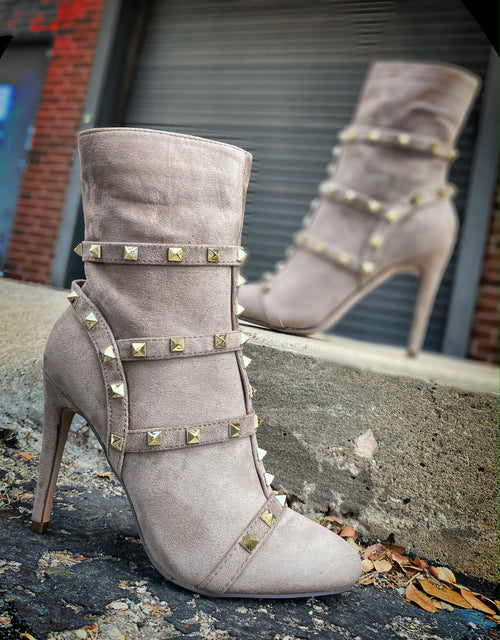 Studletto Booties