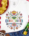 Queso Queen Tee