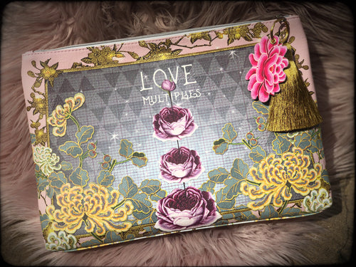 Love Multiplies Pouch - Large