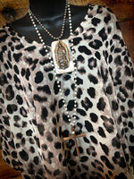 Lady Guadalupe Statement Necklace