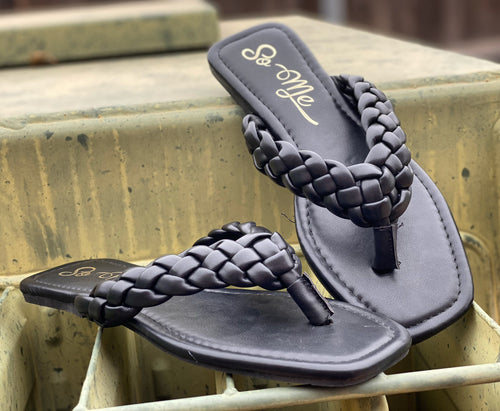 Braided Black Flops