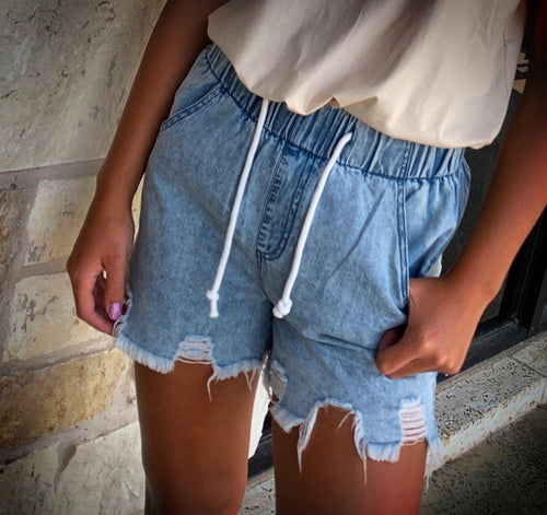 Denim Dream Shorts