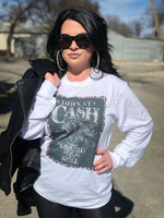 Johnny Cash Long Sleeve