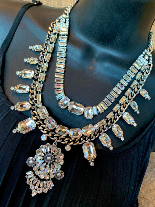 Eccentric Statement Necklace