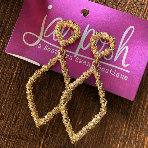 Vacay BayBay Earrings - Gold