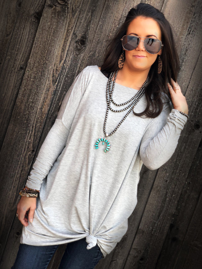 Smokey Sass Piko Top