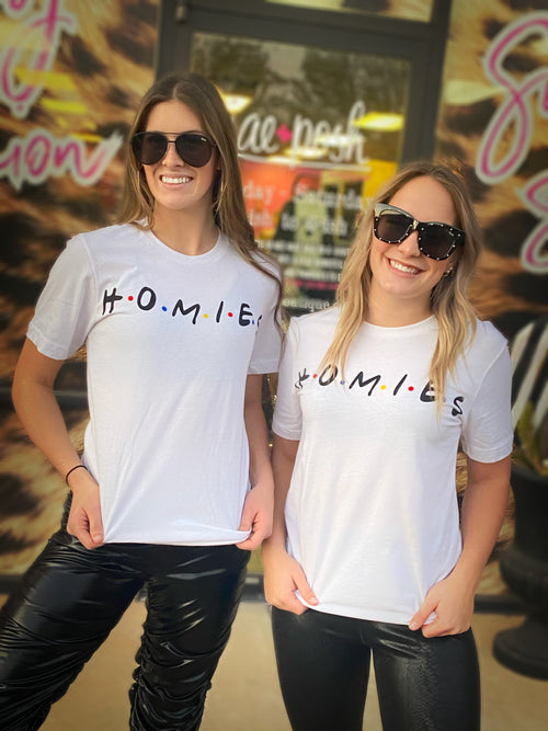 Homies Friends Tee
