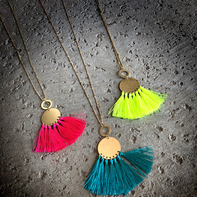 Boardwalk Necklace - Southern Clothing Boutique