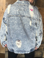 Star Status Denim Jacket