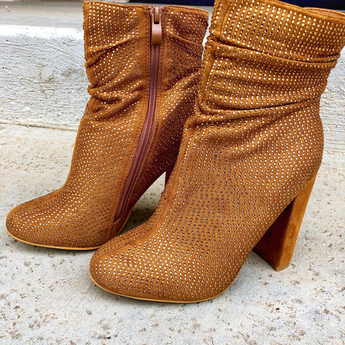 Crowd Pleaser Booties