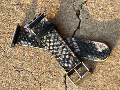 Python Apple Watch Band