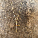 John 3:16 Necklace- gold