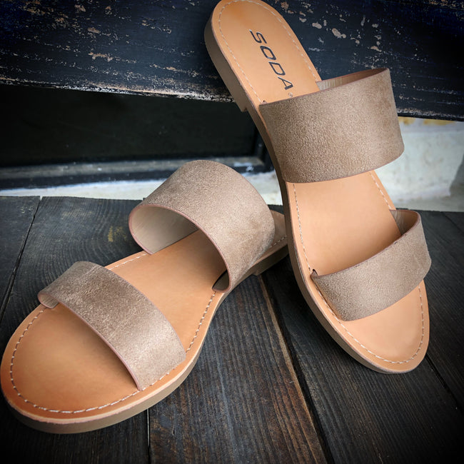Allie Sandals - Southern Clothing Boutique