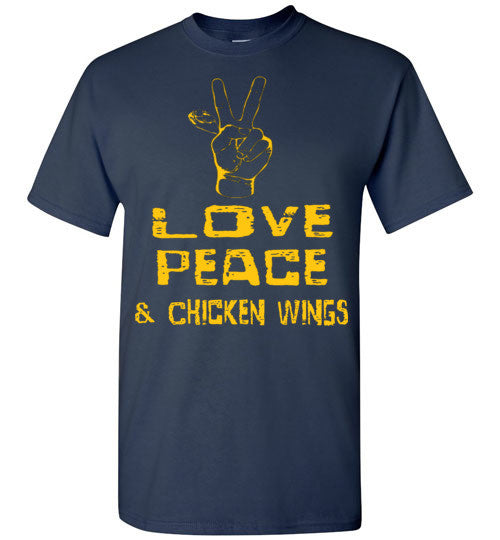Love, Peace & Chicken Wings (Kids)