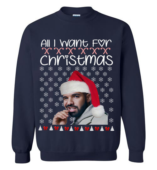 All I want for Christmas is Drake