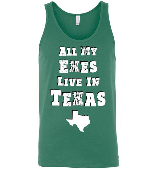 All my Exes Live In Texas Tank (Guys)