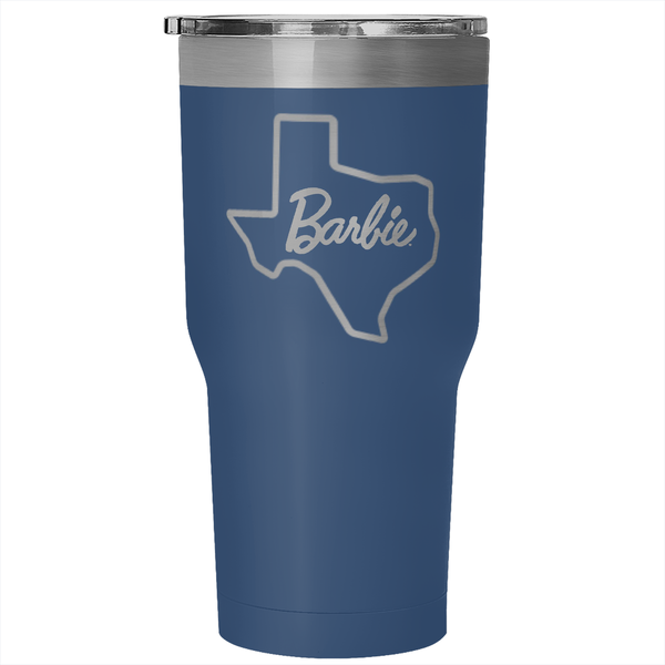 Texas Barbie Tumbler