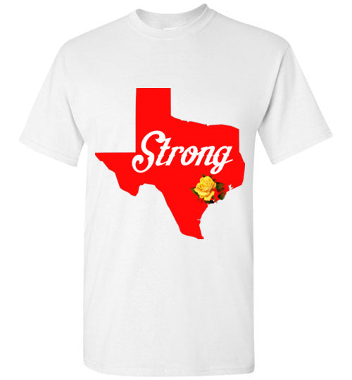 Texas Strong Red Tee