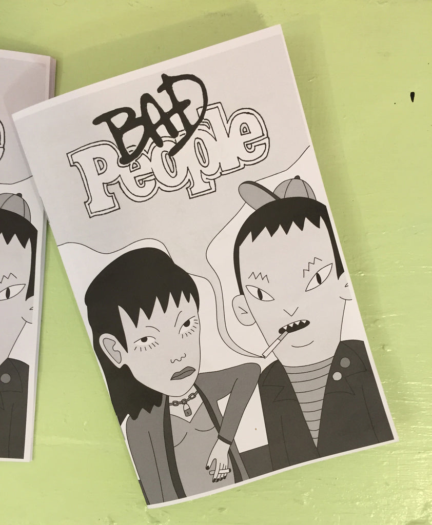 Bad People Zine