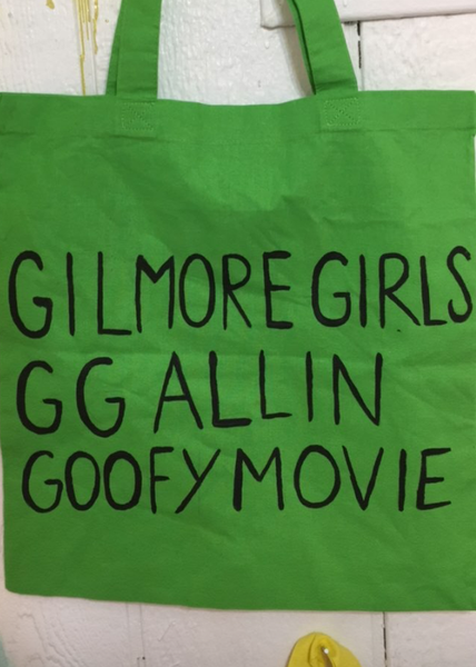 Gilmore Girls Tote Bag - Bad People