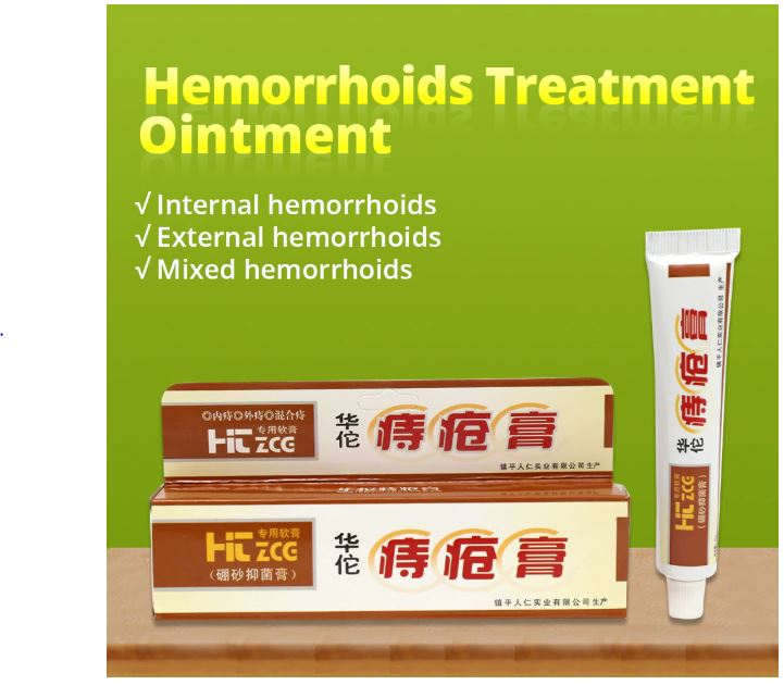 Eastern Natural Hemorrhoid Cream