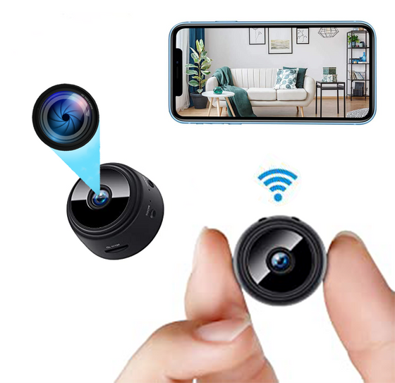 HD Mini WiFi Camera with Night Vision