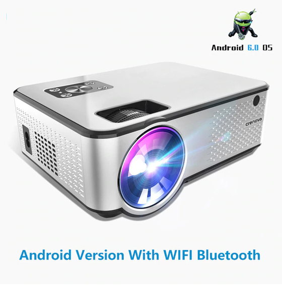 Newest Android Home Cinema Video Projector