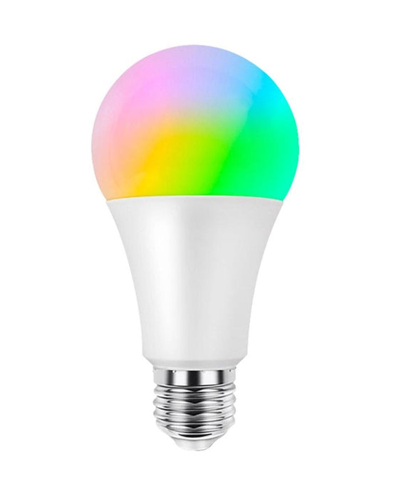Smart LED Light Bulb Multicolored Color Changing Lights