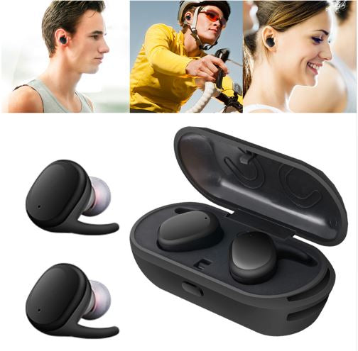 Wireless Bluetooth Earphones and Earbuds