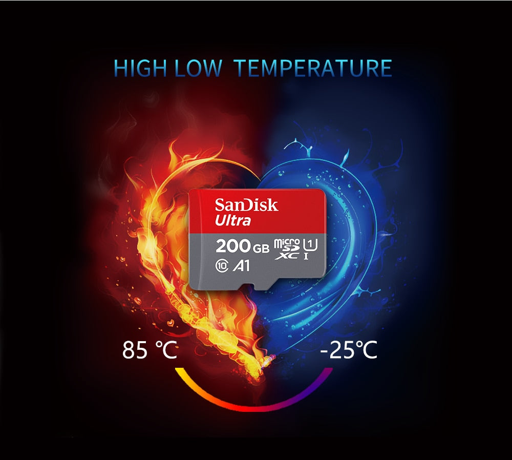 Ultra Micro SD/TF Card and Flash Memory Card