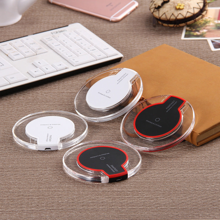 Qi Wireless Charger and Charging Pad