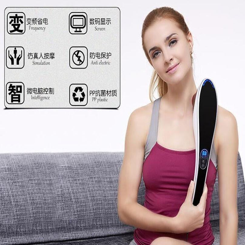 Electric Massager Device for Body Relaxation