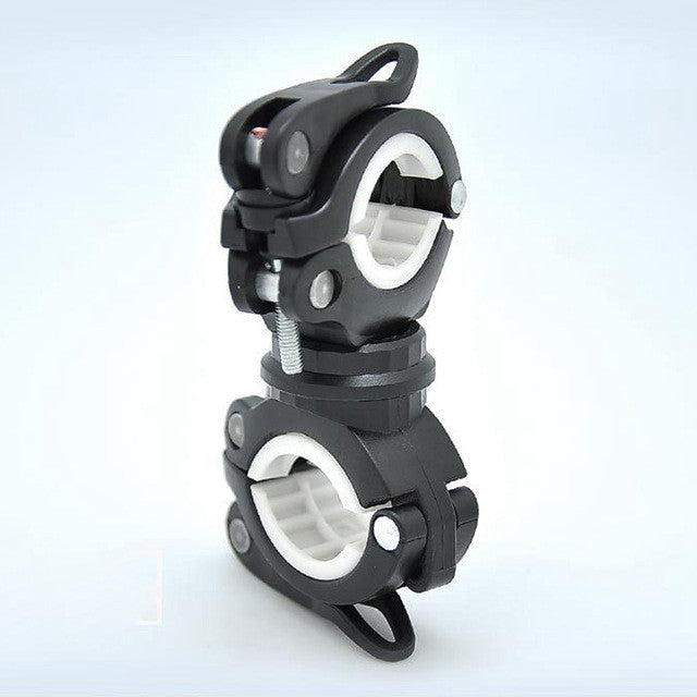 Multifunction Bicycle Flashlight Holder