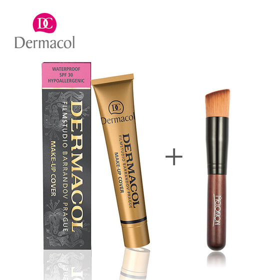 Dermacol Foundation and Concealer