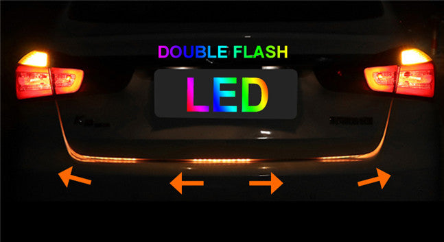 Flow LED Strip Trunk Lights