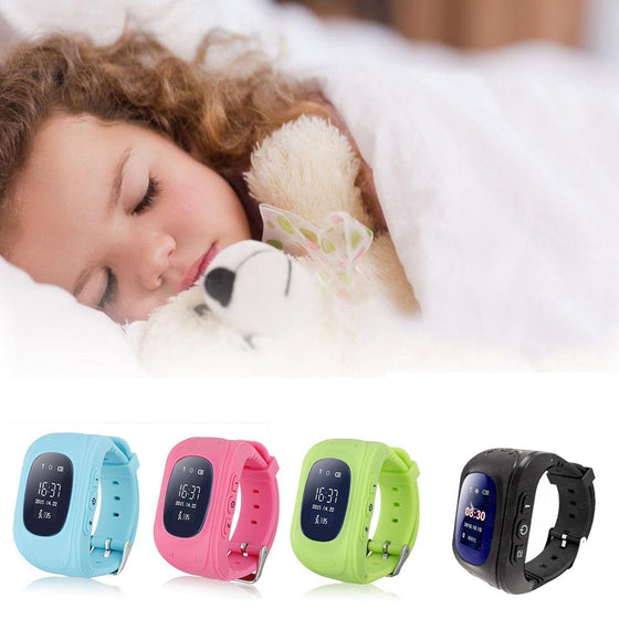 Children's Smart Watch And GPS Tracker for Kids