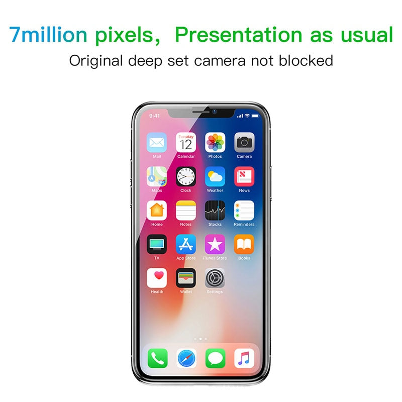 Anti Spy Screen Protector For iPhone Xs, Xs Max, and XR